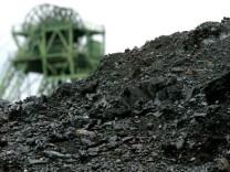 Kompromiss der Koalition: Europäische Subventionen für den Steinkohlebergbau sollen möglichst noch bis 2018 fließen.