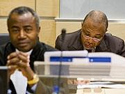 Charles Taylor, Liberia, AP, Sierra Leone, Den Haag, Kriegsverbrecher, Prozess, Courtenay Griffiths