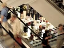 Konsumklima stagniert im Oktober