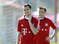 Miroslav Klose FC Bayern München
