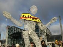 Stuttgart 21 Protest Getty