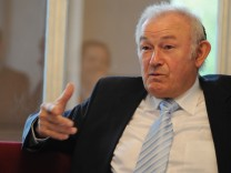 Günther Beckstein, 2010