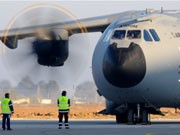 Airbus A400M, Foto: dpa