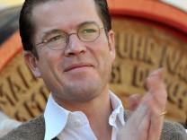Minister Guttenberg spielt in Jugendfilm mit