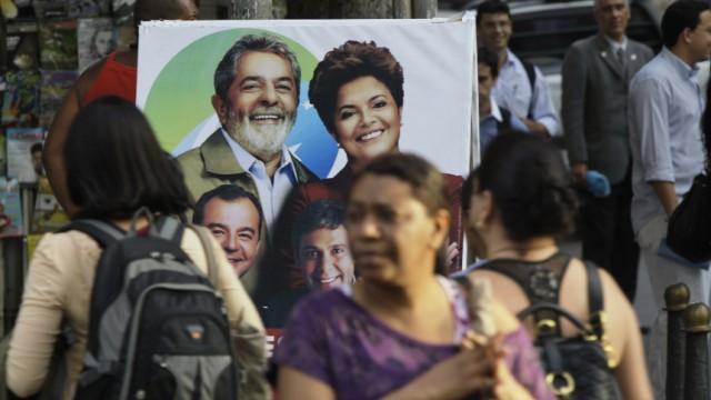 Brasilien Brasilien: Präsidentenwahl