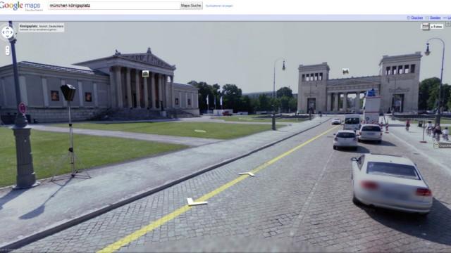 Google Street View Google Street View