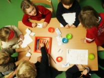 Mehr Kinder in Berliner Kitas betreut