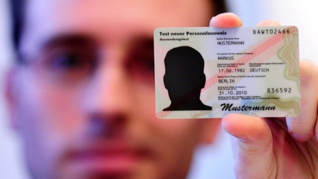 Wie lange dauert ein personalausweis