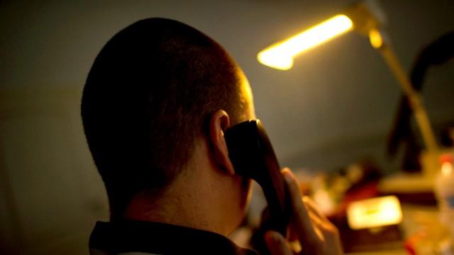 Studententisches Zuhörtelefon 'Nightline'