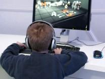 Kinderdienst: Computerspiele bei vielen Kindern beliebt