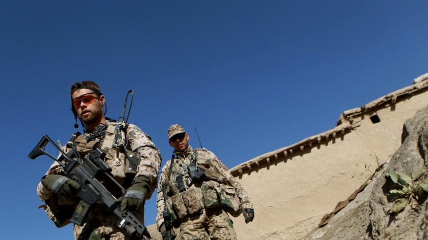 Gefährlicher Einsatz: Deutsche Soldaten im afghanischen Narwan