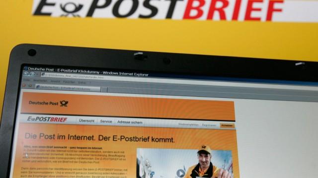 Der E-Postbrief soll den Schriftverkehr mit Behörden erleichtern. Wieviel leistet das Produkt wirklich für den Verbraucher?