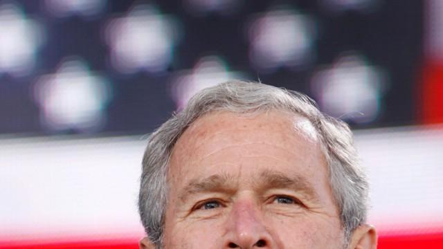 Amtsende George W. Bush