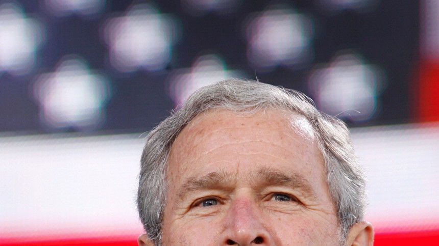 Amtsende George W. Bush