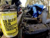 Vorschau: Demonstration gegen Castor-Transport