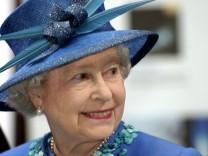 Auch die Queen ist jetzt bei Facebook