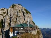 Touren in den Bayerischen Alpen: die schönsten Hütten, Antes&Antes
