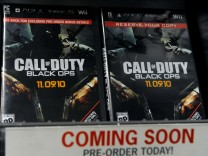 New Call of Duty Video Game 'Black Ops' Released