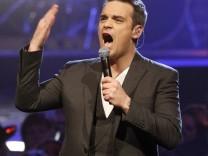 Robbie Williams will Hits schreiben