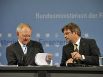 Schäuble-Sprecher Offer tritt zurück