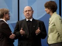 Evangelische Kirche in Deutschland waehlt neuen Ratsvorsitzenden