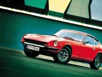 Zeitmaschine: Datsun 240 Z