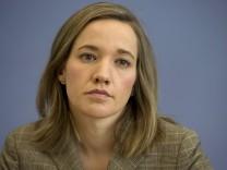 Sieht sich herber Kritik ausgesetzt wegen ihrer Äußerungen zum Feminismus: Bundesfamilienministerin Kristina Schröder (CDU)