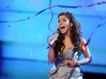 Edita Abdieski gewinnt bei 'X Factor'