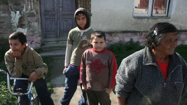 Roma in Ungarn Gewaltserie gegen Roma