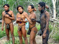 PARAGUAY-TRIBE-CONTACT