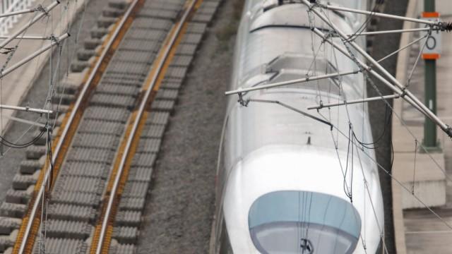 Kinderdienst: Deutsche Bahn will Zuege und Schienen fuer Arabische Emirate bauen