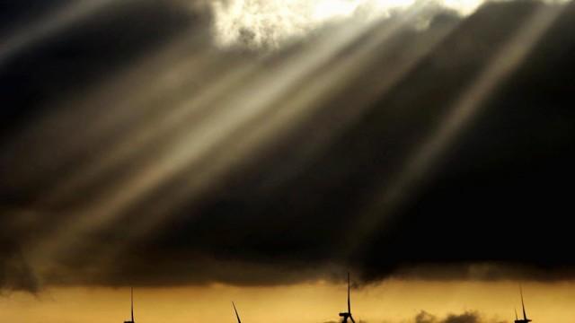 Windkraftbranche will bis 2020 Haelfte des Stroms produzieren