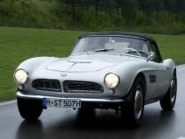 BMW 507, BMW, 507, Roadster