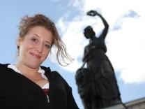 Luise Kinseher mit Bavaria, 2010