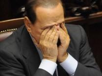 Was nun, Berlusconi? - Ein Sturz auf Raten