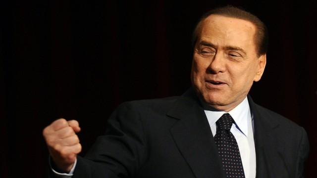 Silvio Berlusconi Italien: Silvio Berlusconi