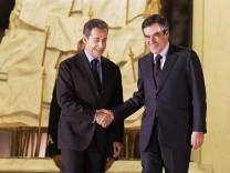 Fillon erneut zum Ministerpräsidenten ernannt