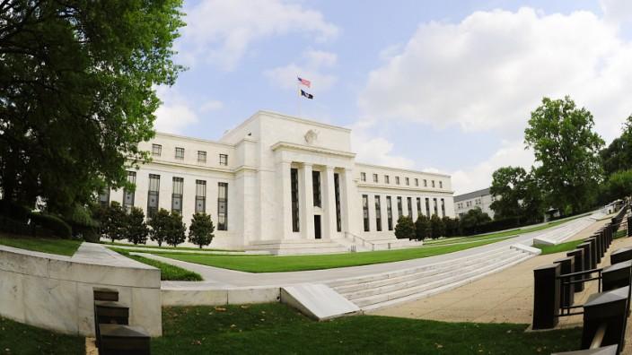 Ökonomen kritisieren die Fed US-Notenbank