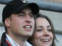 Kinderdienst: Kate Middletons Eltern bei Koenigsfamilie eingeladen