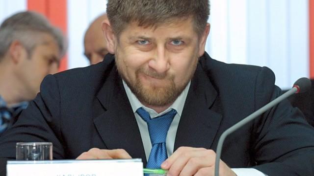 Tschetschenischer Regierungschef Kadyrow