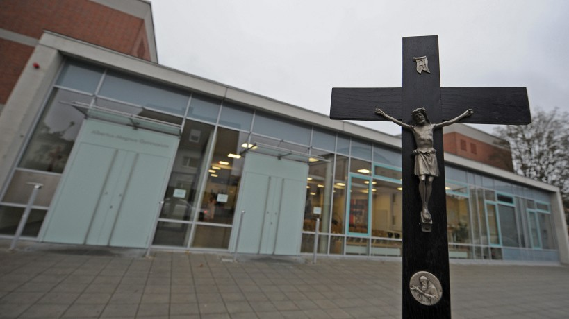 Kruzifix-Streit in Regensburg