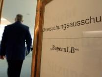 Untersuchungsausschuss BayernLB