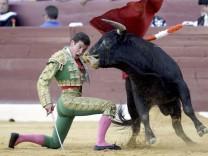 Stierkampf in Murcia