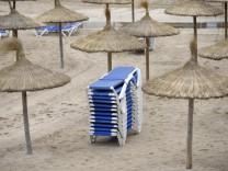 Wechselhaftes Wetter auf Mallorca