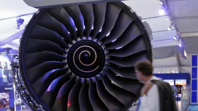 Rolls Royce Airbus-Pannenserie