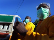Haiti Battles With Cholera Outbreak, As Death Toll Reaches 1,000