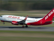 Air Berlin namibia AP