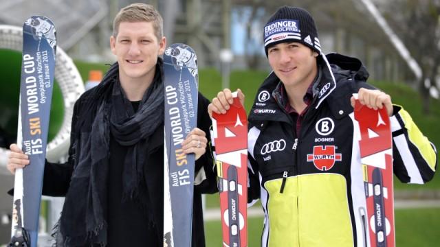 Pressekonferenz zum FIS Ski World Cup 2011 in Muenchen