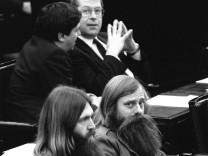 Abgeordnete der Grünen im Deutschen Bundestag, 1983