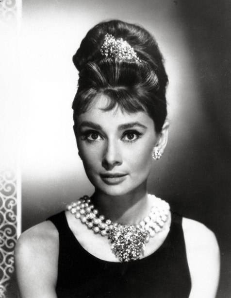 dfcb2119c29045 Audrey Hepburn und andere Mode-Ikonen – Audrey Hepburn: Die zarte